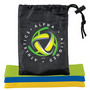 Stamina Resistance Bands in Drawstring P