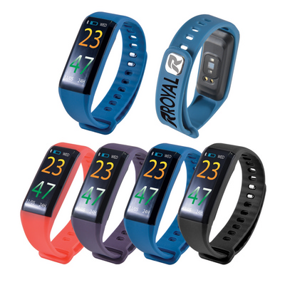 Picture of Powerfit 2.0 Fitness Band with Blood Pre