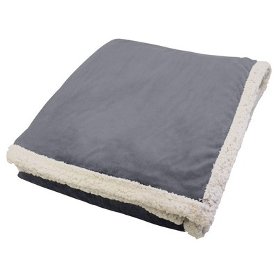 Picture of Kanata Faux Lambswool Throw