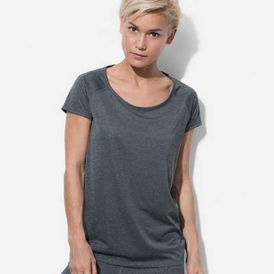 Picture of Womens Active Raglan