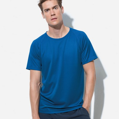 Picture of Mens Active 140 Raglan