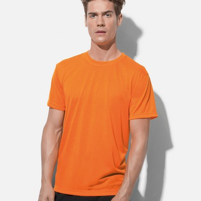 Picture of Mens Active Cotton Touch Crew