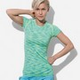 Womens Active Seamless Raglan