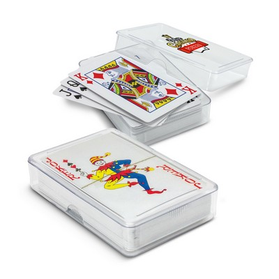 Picture of Saloon Playing Cards