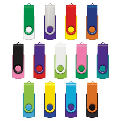 Picture of Helix 4GB Mix & Match Flash Drive