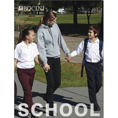 Picture of Boys LS School Shirt