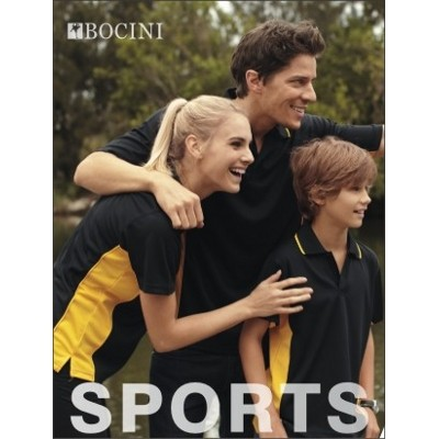 Picture of Kids Breezeway Panel Polo