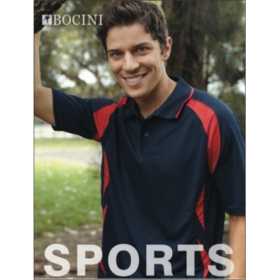 Picture of Unisex Adults Breezeway Sports Polo