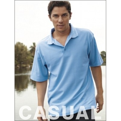 Picture of Unisex Adults Basic Polo