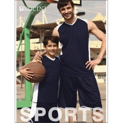 Picture of Kids Basketball Singlet
