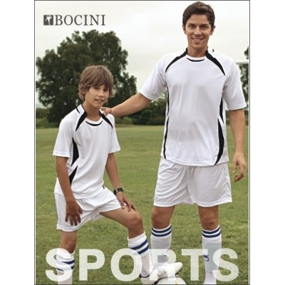 Picture of Unisex Adults Plain Sports Shorts