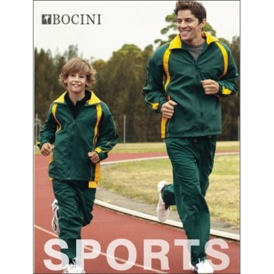 Picture of Unisex Adults Track -Suit Jacket WithCon