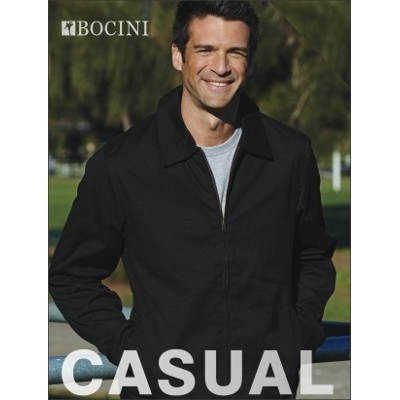 Picture of Unisex Adults Canvas Jacket