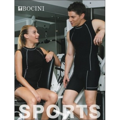 Picture of Performance Wear-MenS Cropped BikeShorts