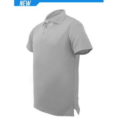 Picture of Unisex Adults Plain Cotton Polo