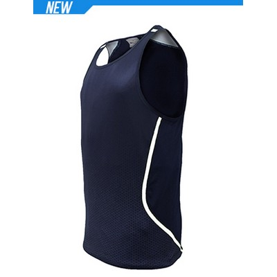 Picture of Unisex Adults Sublimated Sports Singlet