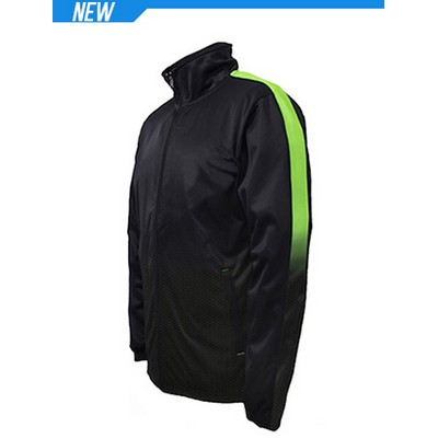 Picture of Unisex Adults Sublimated Track Jacket