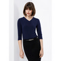 Ladies Lana 34 Sleeve Top