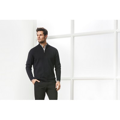 Picture of Mens 8020 Wool-Rich Pullover