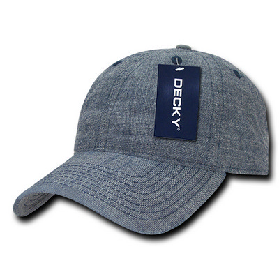 Picture of Decky Relaxed Washed Denim Cap