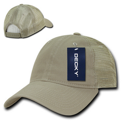 Picture of Decky Relaxed Trucker Cap