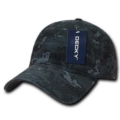 Picture of Decky Relaxed Cotton Camo Cap