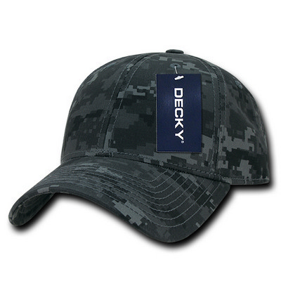 Picture of Decky Structured Camo Baseball Cap