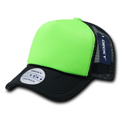 Picture of Decky Two Tone Neon Trucker Cap