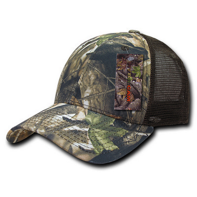 Picture of Decky Low Structured HYBRiCAM Trucker