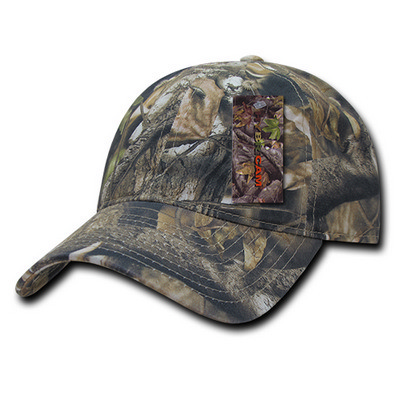 Picture of Decky Relaxed HYBRiCAM Cotton Cap