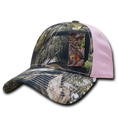 Picture of Decky Low Crow Structured Hybricam Cap