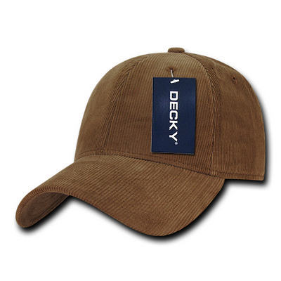 Picture of Decky Low Structured Corduroy Cap