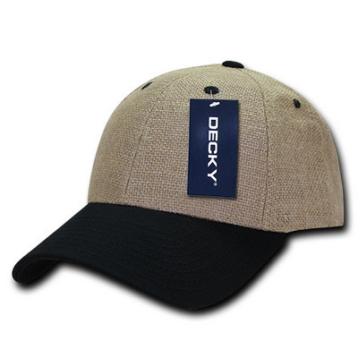 Picture of Decky Structured Light Jute Cap