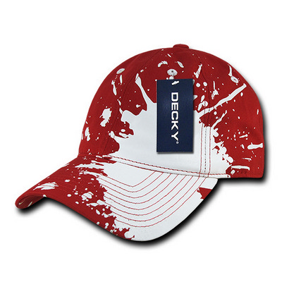 Picture of Decky Splat Polo Cap