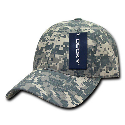 Picture of Decky Low Crown Relaxed Ripstop Cap