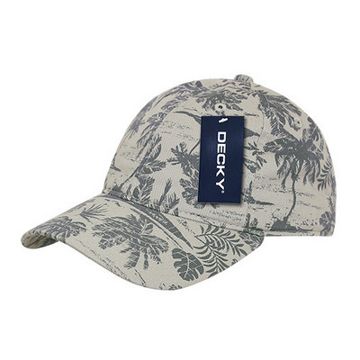 Picture of Decky Tropical Polo Cap