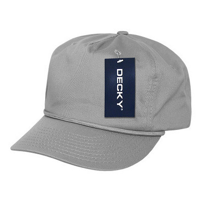 Picture of Decky Classic 5 Panel w/Rope