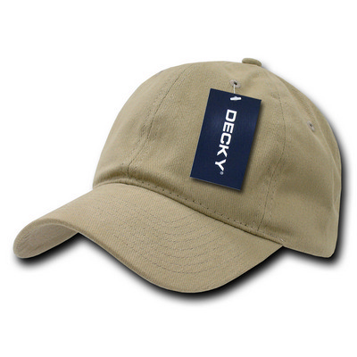 Picture of Decky Relaxed Brushed Cotton Cap