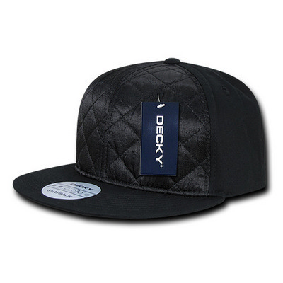 Picture of Decky Quilted Snapback