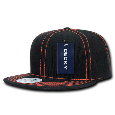 Picture of Decky Contra-Stitch Snapback