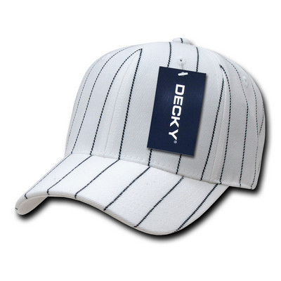 Picture of Decky Pin Striped Fitted Cap