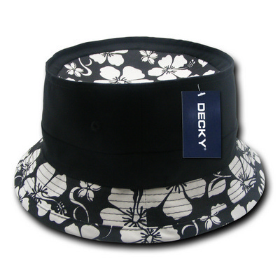 Picture of Decky Floral Brim Fisherman Hat