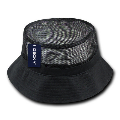 Picture of Decky Mesh Bucket Hats