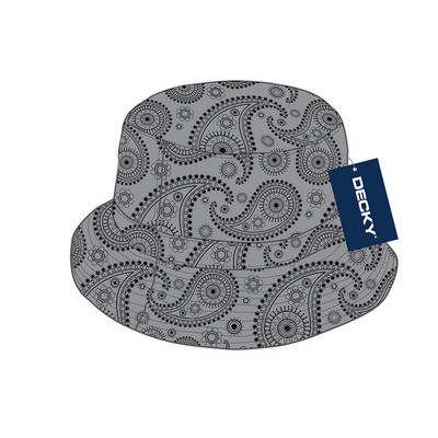 Picture of Decky Paisley Bucket Hat