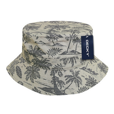 Picture of Decky Tropical Bucket Hat