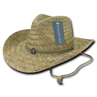 Picture of Decky Straw Cowboy Hat