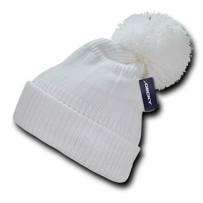 Picture of Decky Giant Pom Beanie