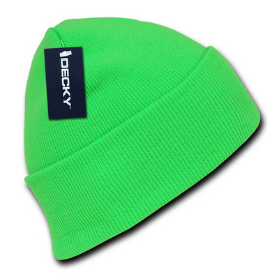 Picture of Decky Neon Acrylic Beanie (Long)