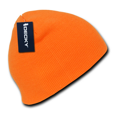 Picture of Decky Neon Acrylic Short Beanie