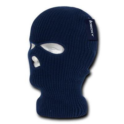 Picture of Decky Face Mask 3 Holes Beanie